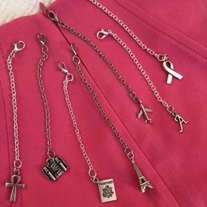 Jewelry - Dress Zipper Pull Extensions